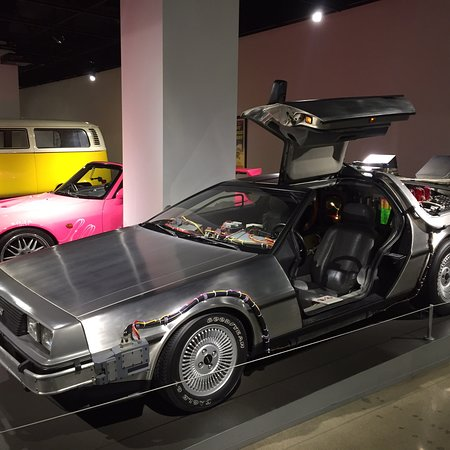 Petersen Automotive Museum: photo4.jpg