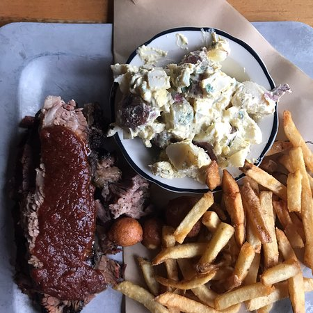 Exceptional BBQ Worth the Wait