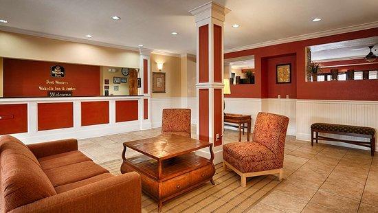 Crawfordville, FL: Hotel Lobby