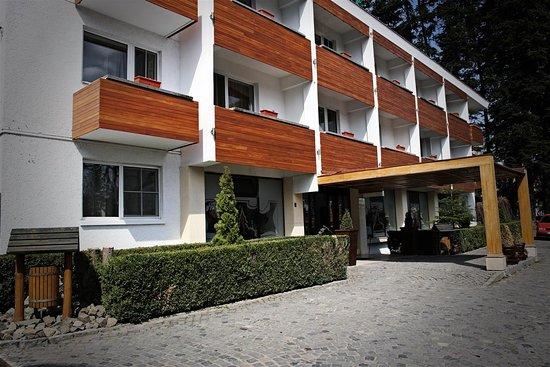Sfantu Gheorghe, Romania: Hotel Exterior