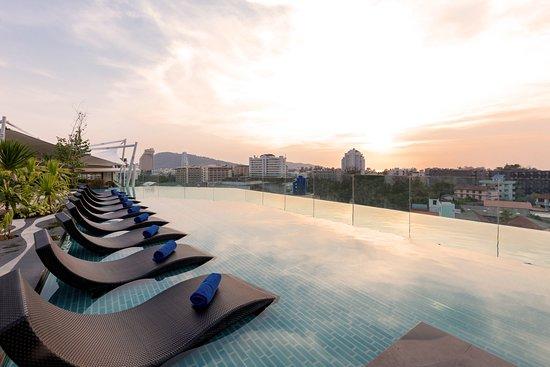 journey hub hotel phuket パトン 2018年最新の料金比較 口コミ