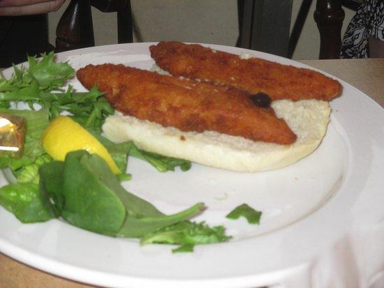 New Brighton, Μινεσότα: Fish Sandwich