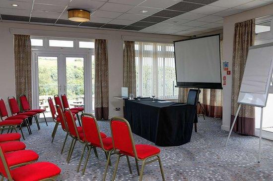Blackawton, UK: dartmouth hotel golf and spa meeting