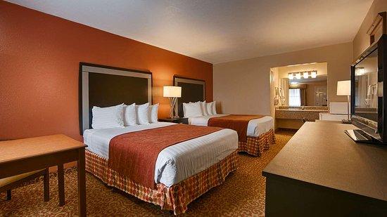 ซาปาตา, เท็กซัส: Guest Room with Two Beds