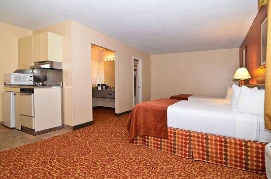ซาปาตา, เท็กซัส: Two Queen Beds with Kitchenette