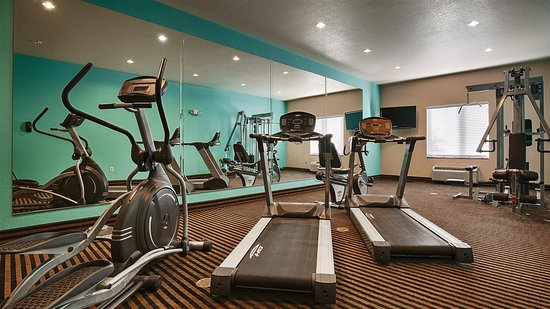 Nogales, AZ : Fitness Center