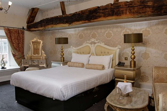 Risley, UK: Suite with One Double Bed