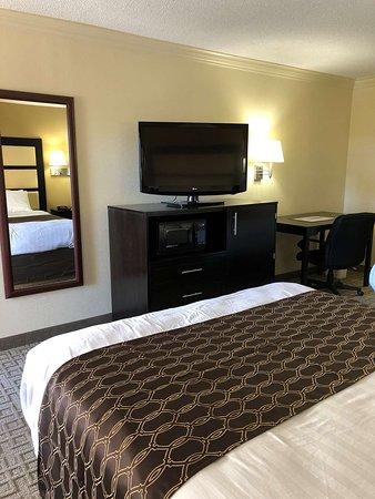 Byron, جورجيا: Guest room