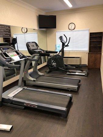 Byron, جورجيا: Fitness Center