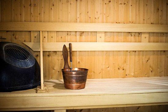 แคนตัน, นิวยอร์ก: Sauna
