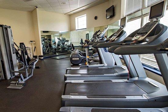 แคนตัน, นิวยอร์ก: Fitness Center