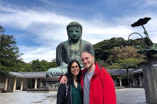 Halvdag Kamakura Walking Tour med...