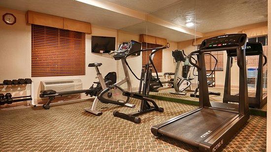Calexico, CA: Fitness Center