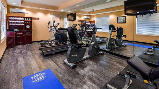 Leland, NC: Fitness Center