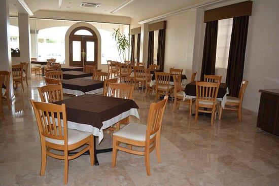 Cadereyta Jimenez, Mexiko: Restaurant