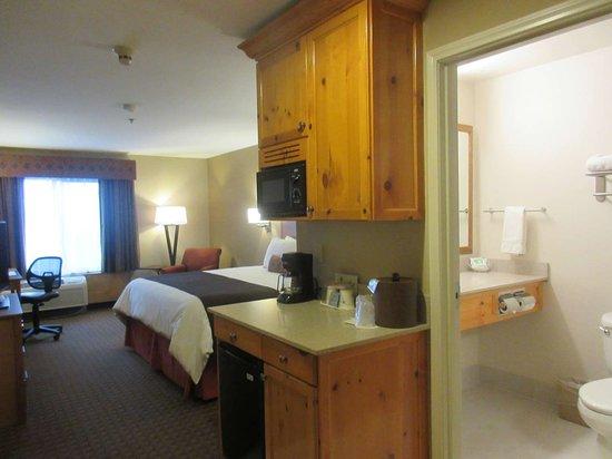 Best Western Plus Olympic Inn: Standard King Guest Room