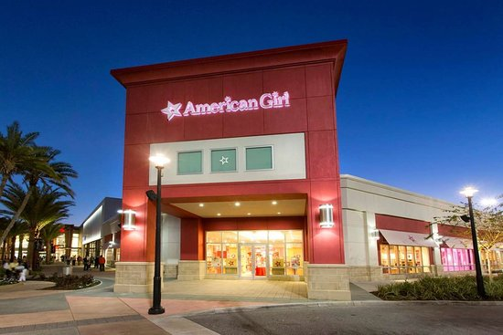 The Florida Hotel & Conference Center, BW Premier Collection: American Girl® Store