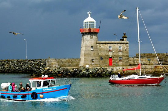 Howth Harbour and Village Tour