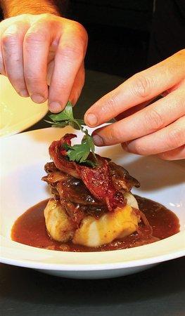 Bulkington, UK: BEST WESTERN Weston Hall Hotel Dining