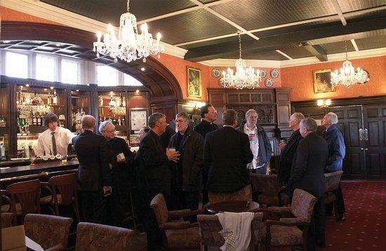 Bulkington, UK: BEST WESTERN Weston Hall Hotel BarLounge