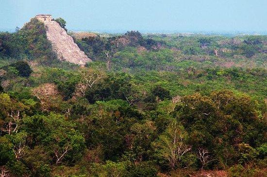 Excursão privada Coba - Cenote...