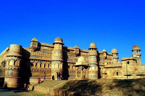 Private Custom Tour: Gwalior Half-Day...