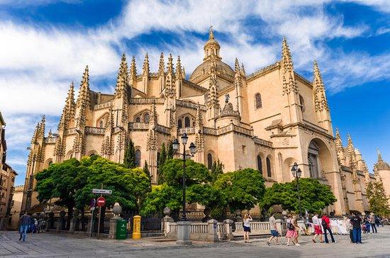 Segovia Day Trip & El Escorial Royal...