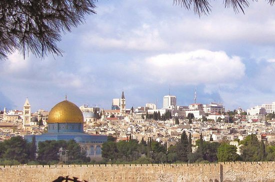 Holy Jerusalem Full Day Tour  - Small...