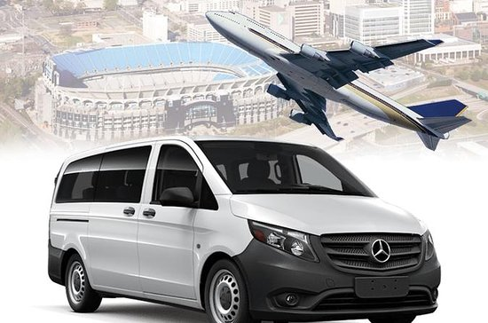 Fort Mill and Tega Cay Airport Transfer up to 6 ppl