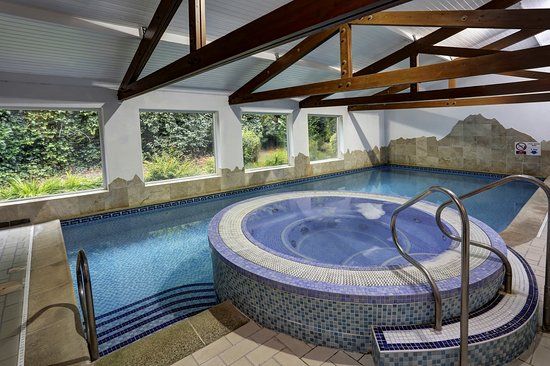 Indoor Swimming Pool Hot Tub Picture Of Dower House Spa Knaresborough Tripadvisor