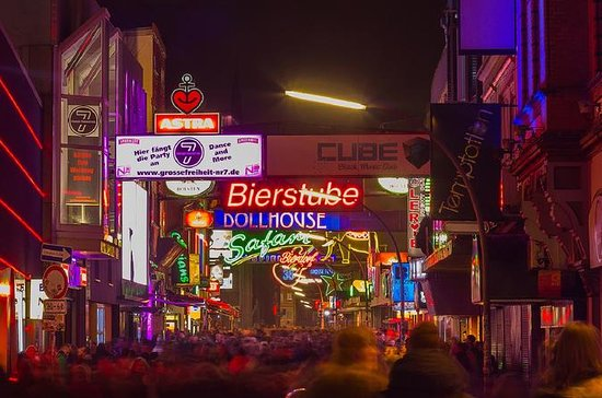 Sex, Sin, Party & Crime - Reeperbahn...