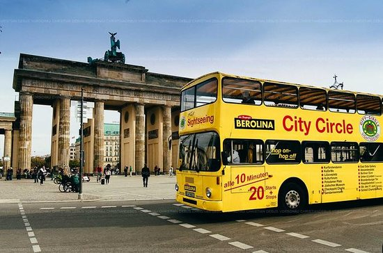 City Circle Yellow Tour - 1 Tag