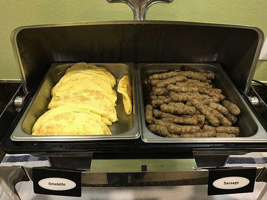 Seagoville, เท็กซัส: Breakfast