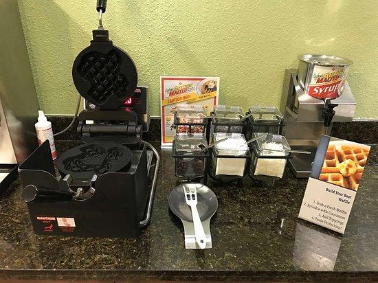 Seagoville, Техас: Waffle
