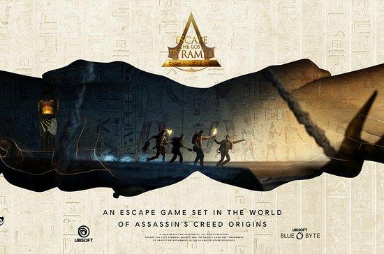 2 Player Escape the Lost Pyramid in...