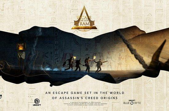 4 Player Escape the Lost Pyramid in...