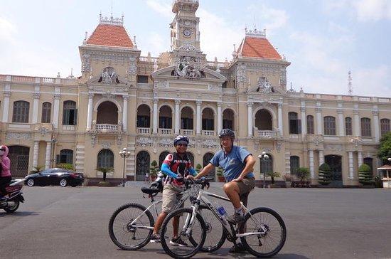 Tour de medio día en bicicleta por la...