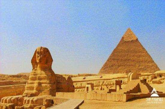 Tour a las pirámides, el Museo...