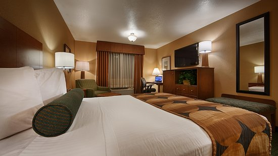 Best Western Gardens Hotel at Joshua Tree National Park: Queen Guest Room