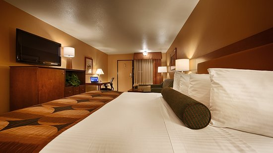Best Western Gardens Hotel at Joshua Tree National Park: King Guest Room