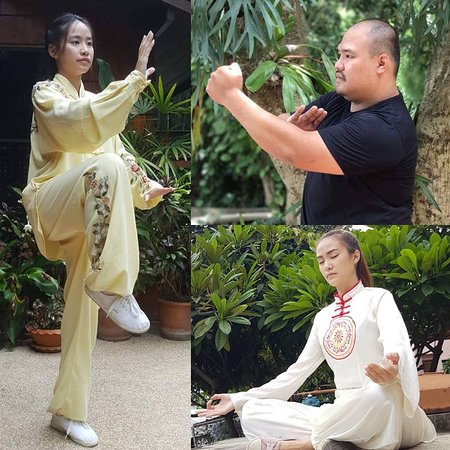 Kungfu Taichi Qigong Chiang Mai
