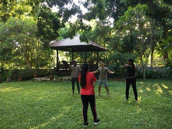 Kungfu Taichi Qigong Chiang Mai