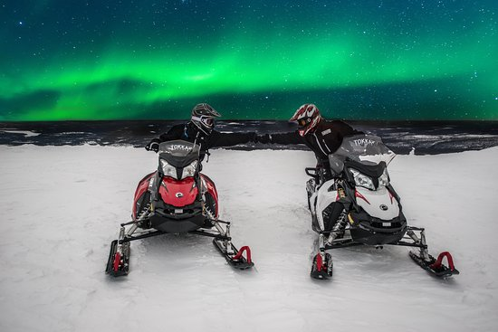 ‪Tokka Snowmobile Safaris & Rentals‬