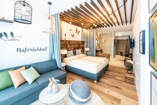 Thermenhotel Vier Jahreszeiten: Neue Gartenzimmer im Vier Jahreszeiten Loipersdorf