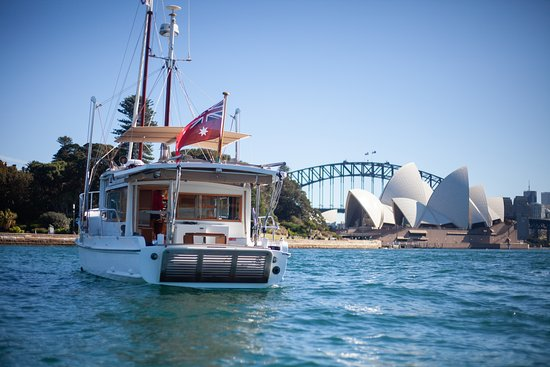 ‪Sydney Harbour Water Tours‬