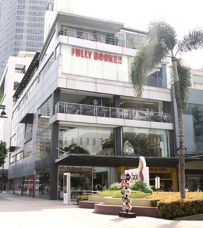 Fully Booked BGC