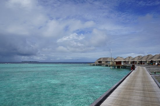 An unforgettable travel on Dusit Thani Maldives