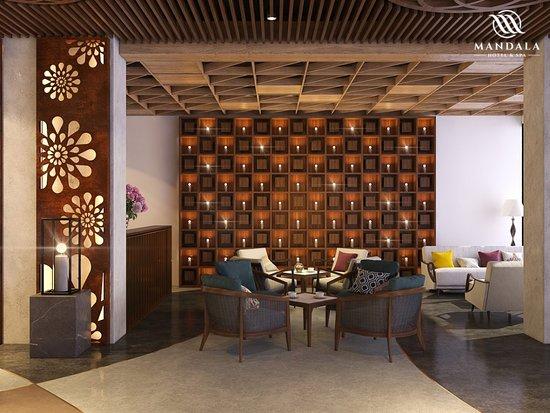 Bắc Ninh, Việt Nam: Hotel Lobby