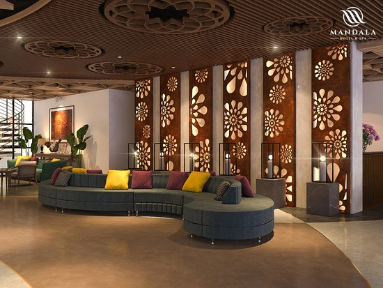Bac Ninh, Vietnã: Hotel lobby
