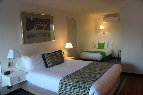 The Palms Motel Dubbo: Bedroom